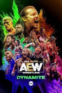 Poster All Elite Wrestling: Dynamite