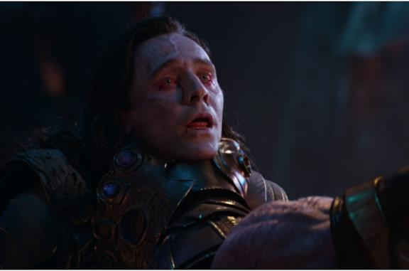 Tom Hiddleston svela nuovi retroscena sulla morte di Loki in Infinity War