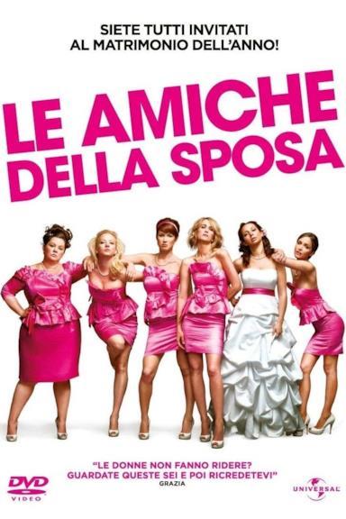 Poster Le amiche della sposa