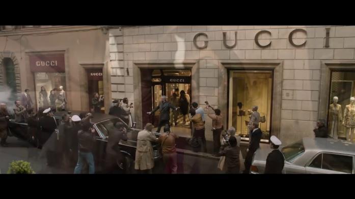 Lady Gaga nel film di House of Gucci