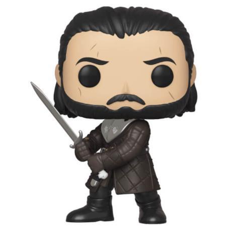 Jon da Game of Thrones 8 in versione Funko Pop!