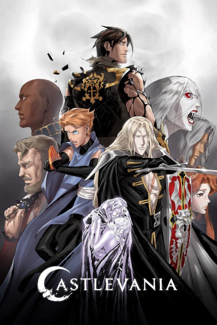 Castlevania final season
