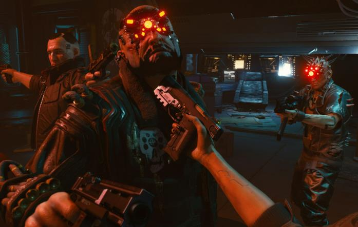 Cyberpunk combattimenti