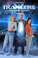 Poster Trancers 2 - Il ritorno di Jack Deth