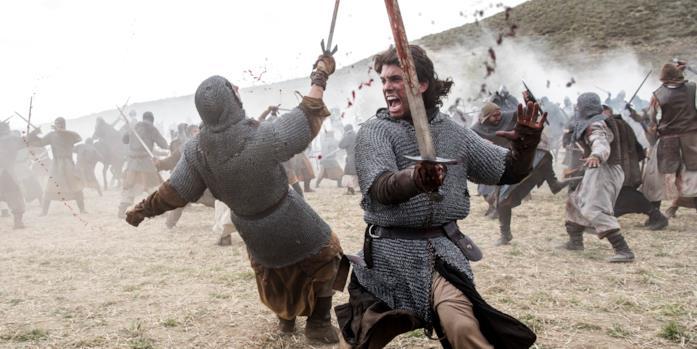 Ed Cid si batte contro un avversario