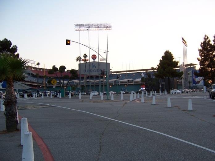 Il Dodger Stadium, location vista in Fast and Furious