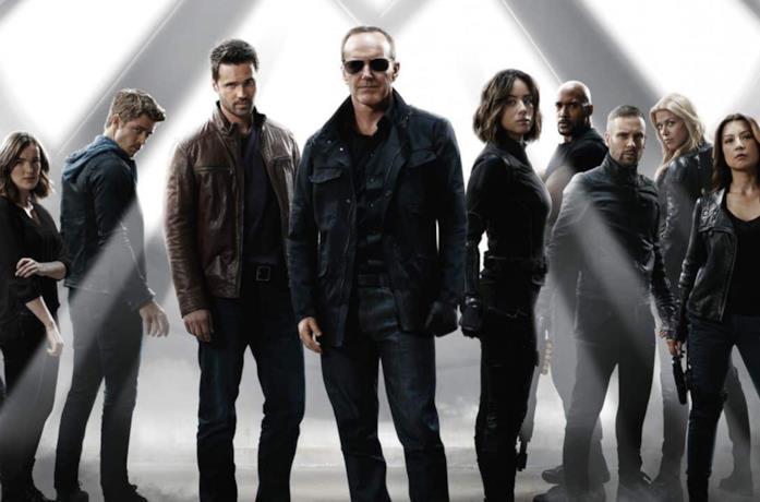 Immagine della settima ed ultima stagione di Agents of S.H.I.E.L.D.