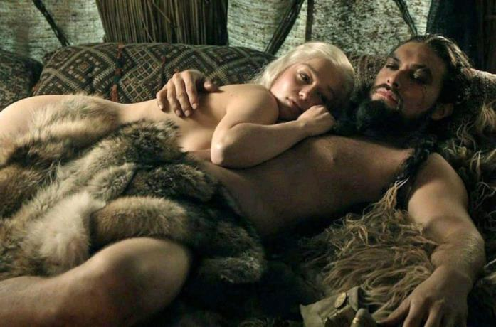 Game of Thrones: Dany e Drogo