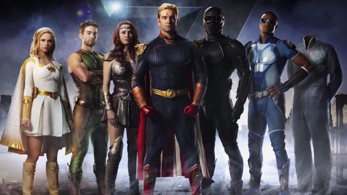 I supereroi della serie TV The Boys