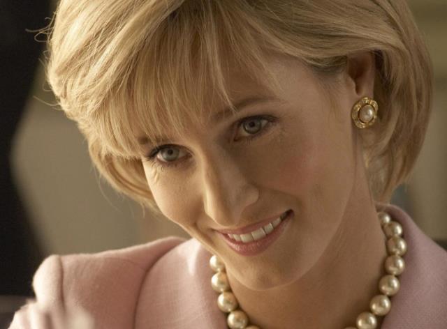 Genevieve O'Reilly è Diana in Last Days of a Princess