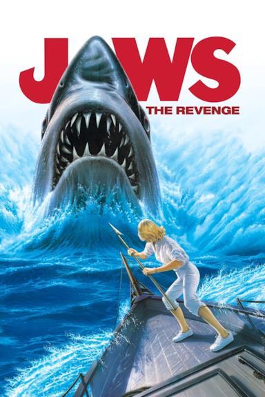 Poster Lo squalo 4 - La vendetta