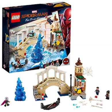 LEGO- Super Heroes Gioco per Bambinix mm, Multicolore, 282 x 262 x 76 mm, 76129