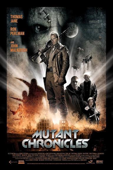 Poster Mutant Chronicles