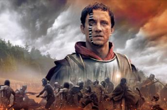 Barbari: il trailer ufficiale esplora la violenza dell'Impero Romano