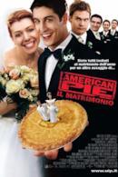 Poster American Pie - Il matrimonio