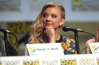 Natalie Dormer al san Diego Comic-Con