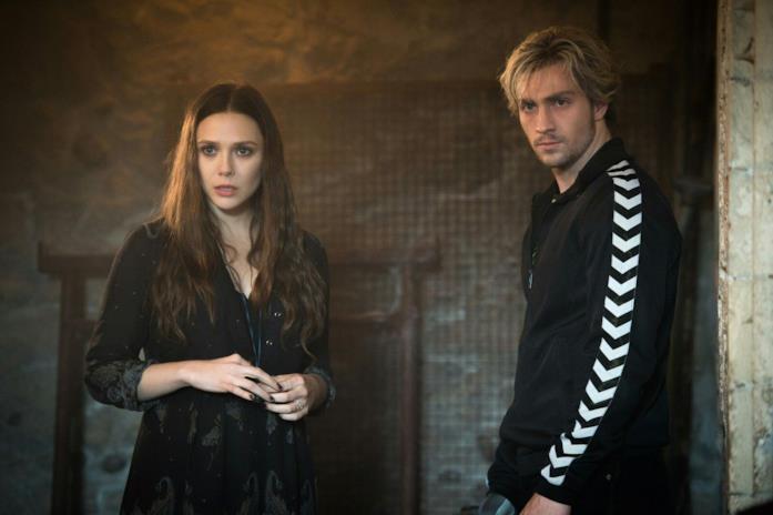 Wanda e suo fratello Pietro
