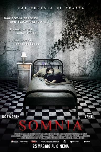 Poster Somnia