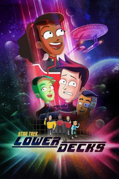 Poster Star Trek: Lower Decks