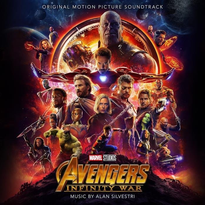 Avengers: Infinity War, la colonna sonora originale