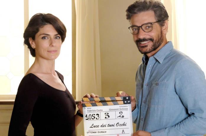 Anna Valle e Giuseppe Zeno sono i protagonisti di Luce dei tuoi occhi