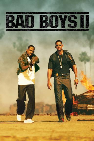 Poster Bad Boys II