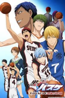 Poster Kuroko's Basketball