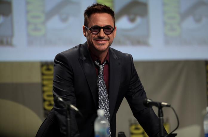 Robert Downey Jr. al Comic-Con