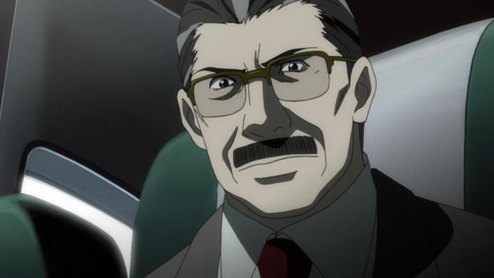 Soichiro Yagami di Death Note