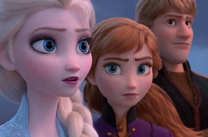 I protagonisti di Frozen II
