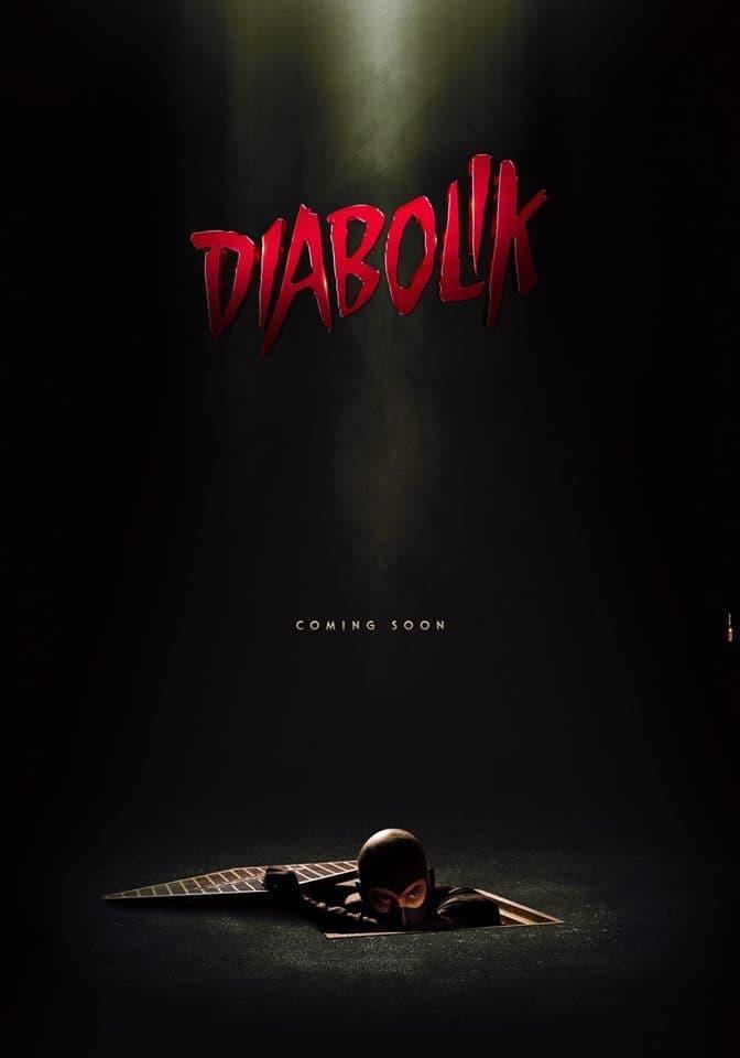 Diabolik: il primo teaser trailer