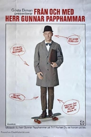 Poster From Mr. Gunnar Papphammar