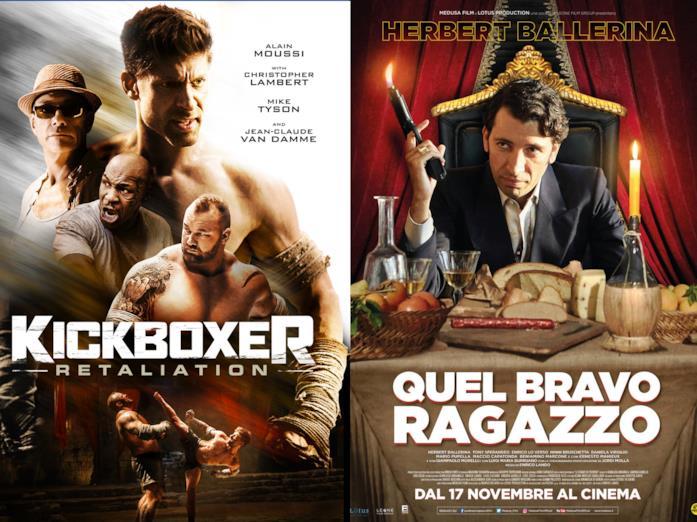 i film sul DTT canali mediaset stasera 20 ottobre