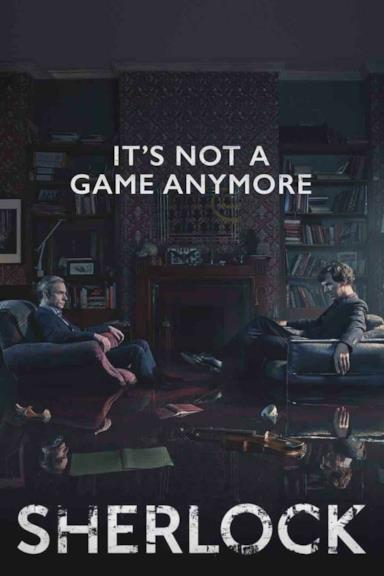 Poster Sherlock: The Final Problem