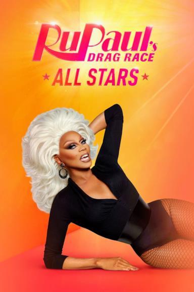 Poster RuPaul's Drag Race All Stars