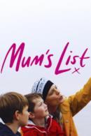 Poster Mum's List - La scelta di Kate