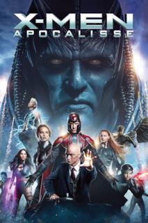 Poster X-Men - Apocalisse