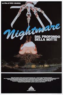 Poster Nightmare - Dal profondo della notte