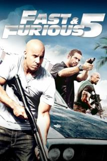 Poster Fast & Furious 5