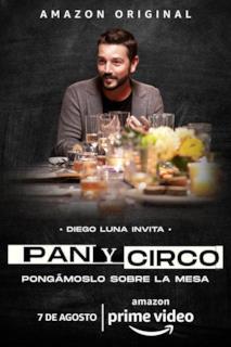 Poster Pan y Circo