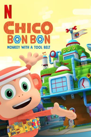 Poster Chico Bon Bon: La scimmietta ingegnosa