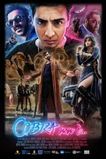Poster Cobra non è