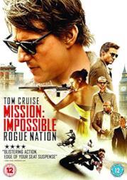 Mission Impossible Rogue Nation [Edizione: Regno Unito] [Edizione: Regno Unito]