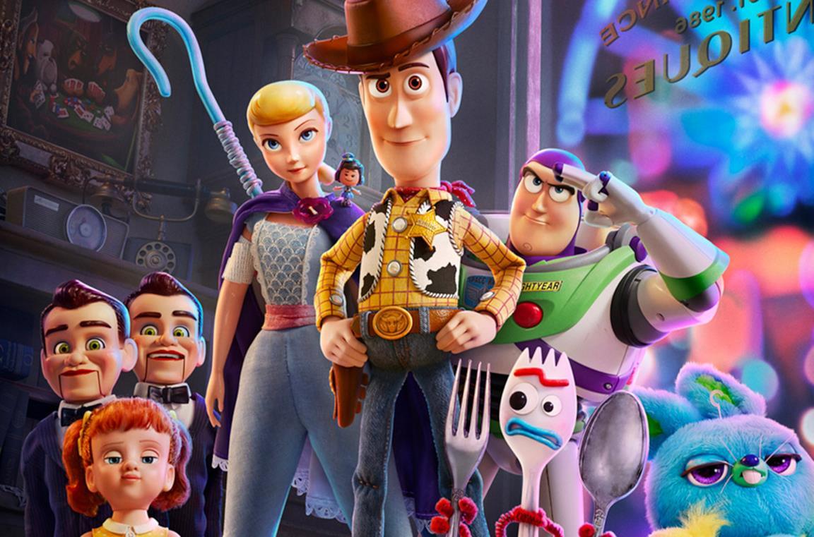 I personaggi di Toy Story 4