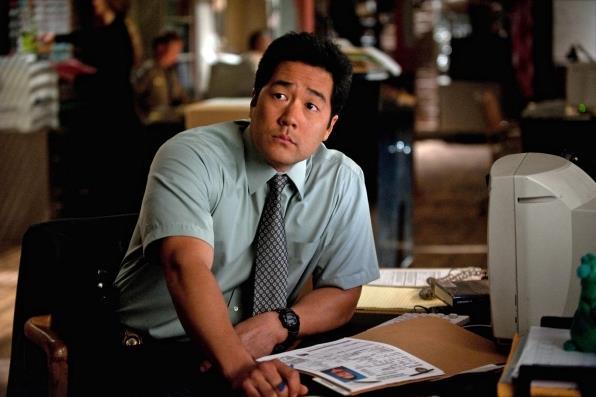 Cho, personaggio principale di The Mentalist