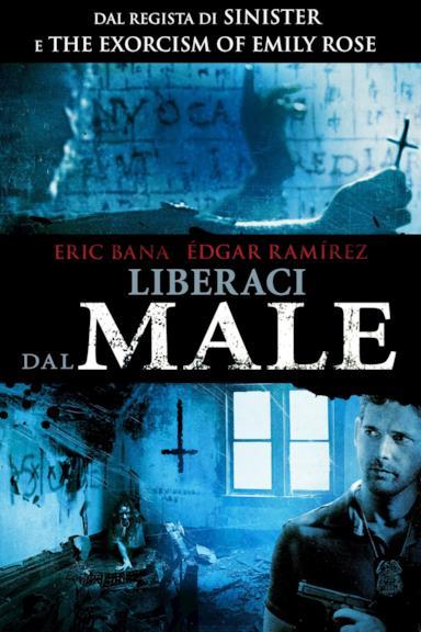 Poster Liberaci dal male