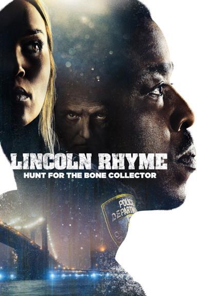 Poster Lincoln Rhyme - Caccia al collezionista di ossa