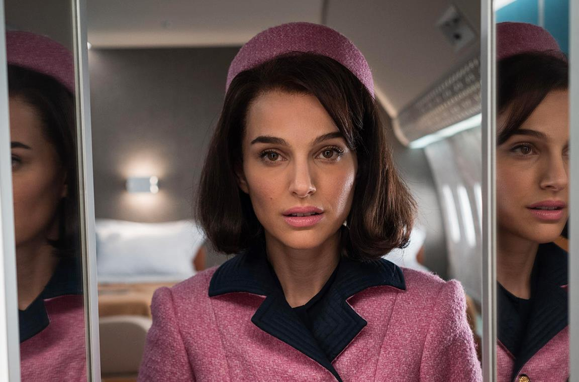 Jakie Kennedy interpretata da Natalie Portman