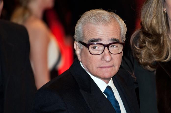 Martin Scorsese primo piano