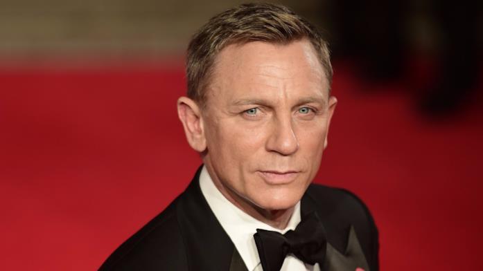 Daniel Craig sul red carpet